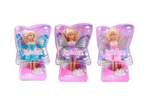 Кукла Defa Lucy фея с крыльями 8121
