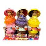 Кукла-кекс в коробке WY007