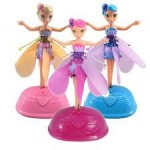 Кукла летающая Фея 8077