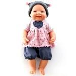 Кукла Любимый пупс-девочка 42 см 45455