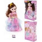 Кукла Алиса 37см на балу (ходит, танцует, поёт) в коробке 79626