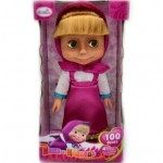 Кукла Маша Карапуз со звуковым устройством (говорит100 фраз, поет 4 песен)
