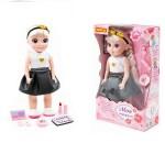 Кукла Кристина 37 см в салоне красоты с аксессуарами 79336