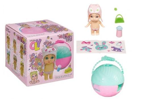 Игровой набор Bondibon куколка OLY в шаре 5558-1