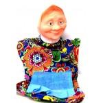 Кукольная перчатка Бабка(бабушка) 11010
