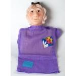 Кукольная перчатка Баба Яга 11030