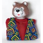 Кукла-перчатка Медведь 11019