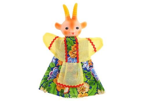 Кукла-перчатка Коза 11024