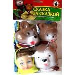 """Кукольный театр """"Три медведя"""" 11064"""