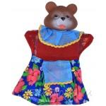 Кукла-перчатка Медведица 11104
