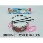 Барабан с палочками 586-3D