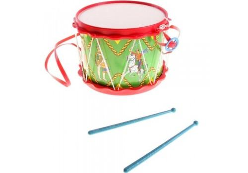 Барабан для детей Гусарский С2-2