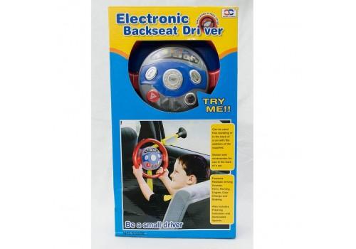 Электрическая игрушка Р-р-руль, крепится на автомобильное сидение 55008
