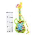 Электро-гитара 31 см 6260-1