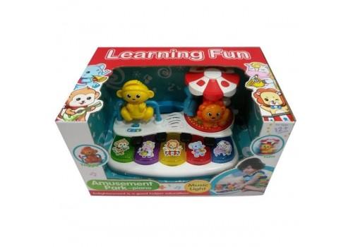 Детский музыкальный синтезатор Learning Fun 35818
