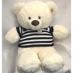 Большой мягкий медведь в кофте 80 см 1388-705