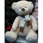 Большой плюшевый Медведь Гуччи с шарфом 110 см