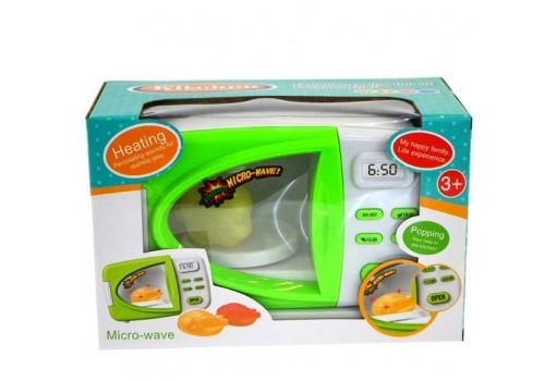 Детская Микроволновая печь на батарейках ZY748579