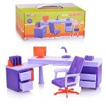 Набор мебели Мини офис Огонек С-1419