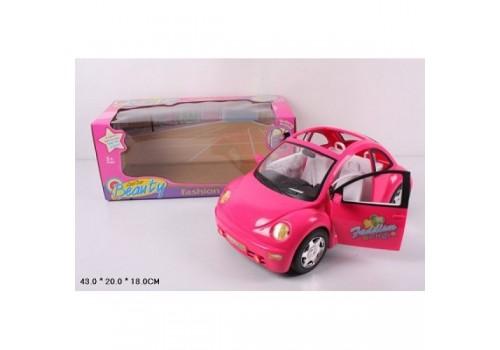Игрушечный инерционный автомобиль для модельных кукол С500-Н36001