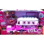 Игровой набор куклы Лол Автобус 5855