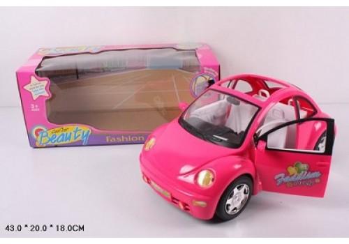 Машина для кукол инерционнионная В650-Н11017