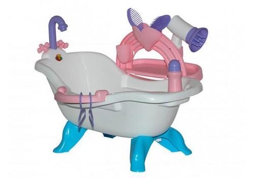Набор для купания кукол №3 с аксессуарами (в пакете) 47267