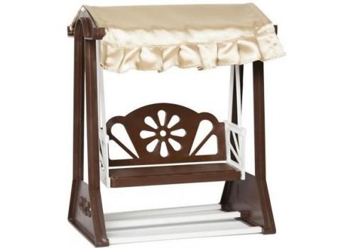 """Мебель для кукол Качели """"Коллекция"""" С-1296"""
