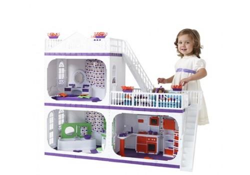 Кукольный домик Коттедж Конфетти С-1330