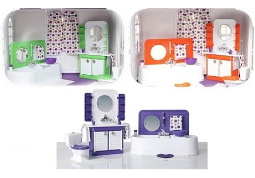 "Ванная комната для кукол ""Конфетти"" С-1333"