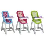 Сборный стульчик для кукол Беби 2 Полесье 48011