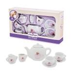 Набор фарфоровой посуды Пирожные 9 предметов Mary Poppins 453077