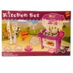 Кухня детская функциональная на батарейках 383-017