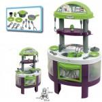 """Набор кухня для девочек """"BABY GLO"""" №1 (в пакете) 44938"""