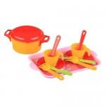 Игровой набор детской посуды Хозяйка на 2 персоны М1914