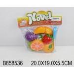 Набор фруктов для резки в пакете 625-2