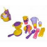 Набор посуды Хозяюшка на 3 персоны 3995