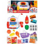 Касса на батарейках Супермаркет AL0201-004