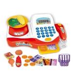 Касса Продуктовый магазин с товарами и весами ALT0201-003