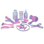 Набор парикмахер №2 17 предметов в пакете У818