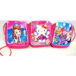 Детская сумочка на молнии с регулирующим ремешком 3771