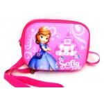 Детская сумочка-чемодан на молнии с ремешком 3946