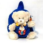 Детский рюкзак с медведем 1-2190-19W