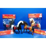 """Лошадь в пакете """"Сивка Бурка"""" А547-Н42001 2549"""