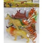 Набор диких животных 601