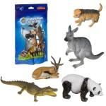 Набор диких животных Bondibon Ребятам о зверятах 5 штук 3137