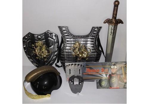 Доспехи рыцаря в пакете 918-3