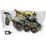 Радиоуправляемая аккумуляторная военная машина Дивизион 0824В/Т270-D211