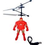Вертолет - сенсор Мультгерои 2320C на аккумуляторе USB