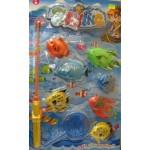 Игра рыбалка на блистере В222-1